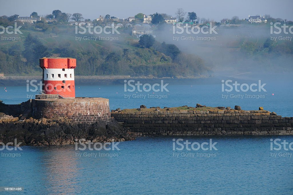 Archirondel, Jersey royalty-free stock photo