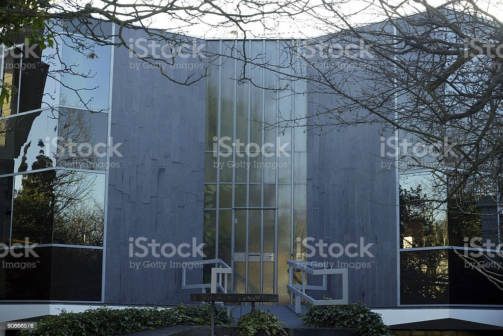 Architect House Blackheath royalty-free stock photo