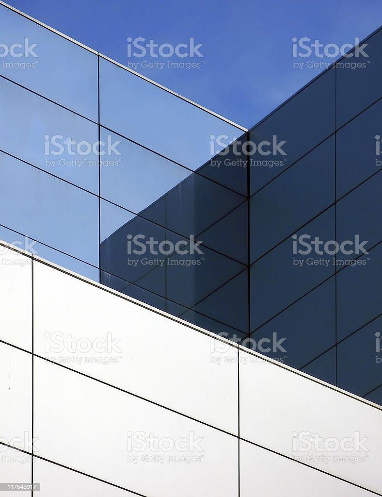 architectonic detail stock photo