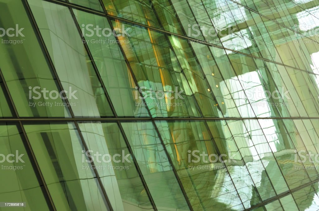 Architectual Abstract royalty-free stock photo