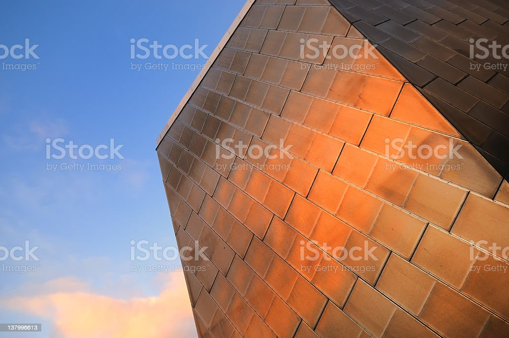 Architectural Abstract stock photo