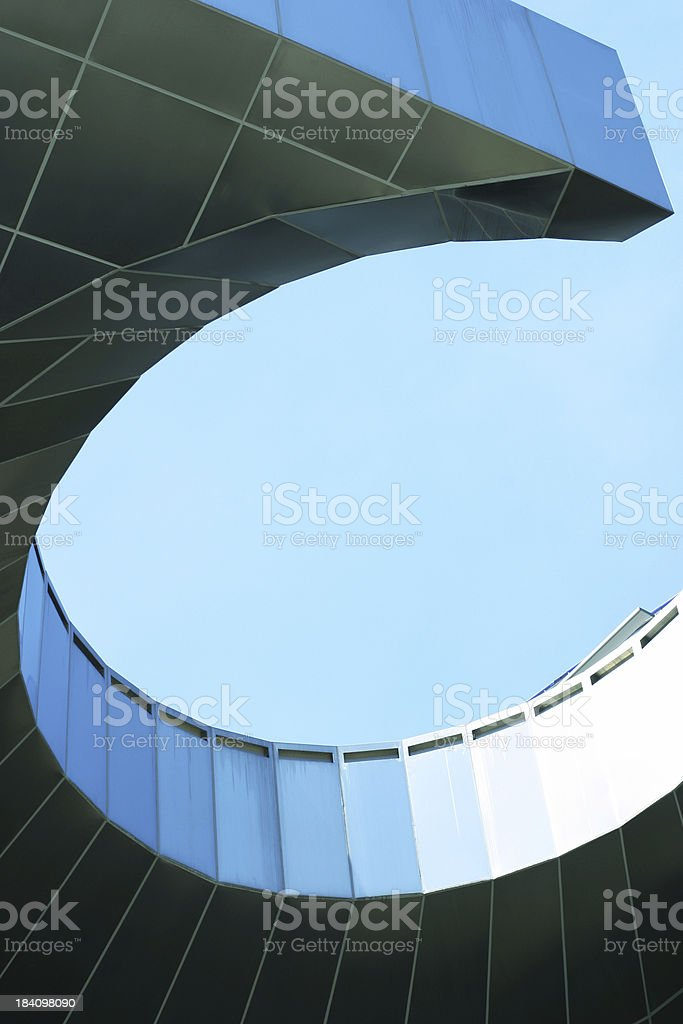 Architectural Abstracts royalty-free stock photo