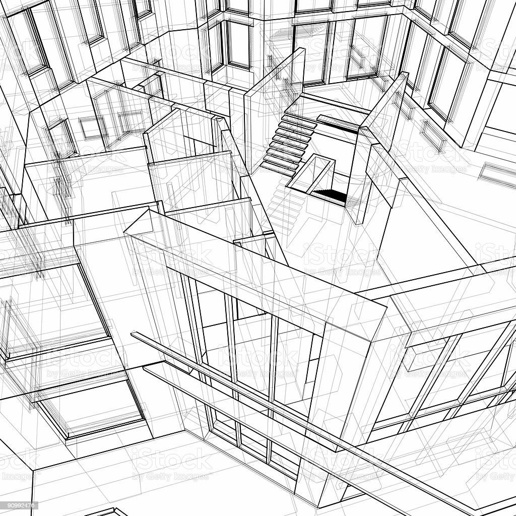 Architectural Drawing Background 3d drawing background,drawing.printable coloring pages free download