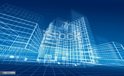 Architectural Blueprint Designs For Contemporary Buildings stock photo  108223999   iStock. Architectural Blueprint Designs For Contemporary Buildings stock
