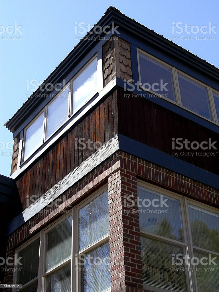 Architectural Delight royalty-free stock photo
