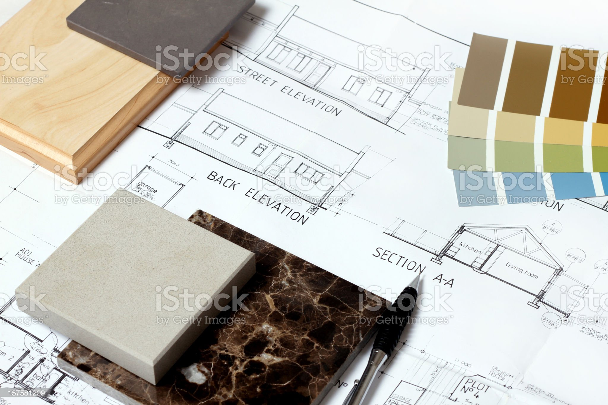 Architectural design royalty-free stock photo