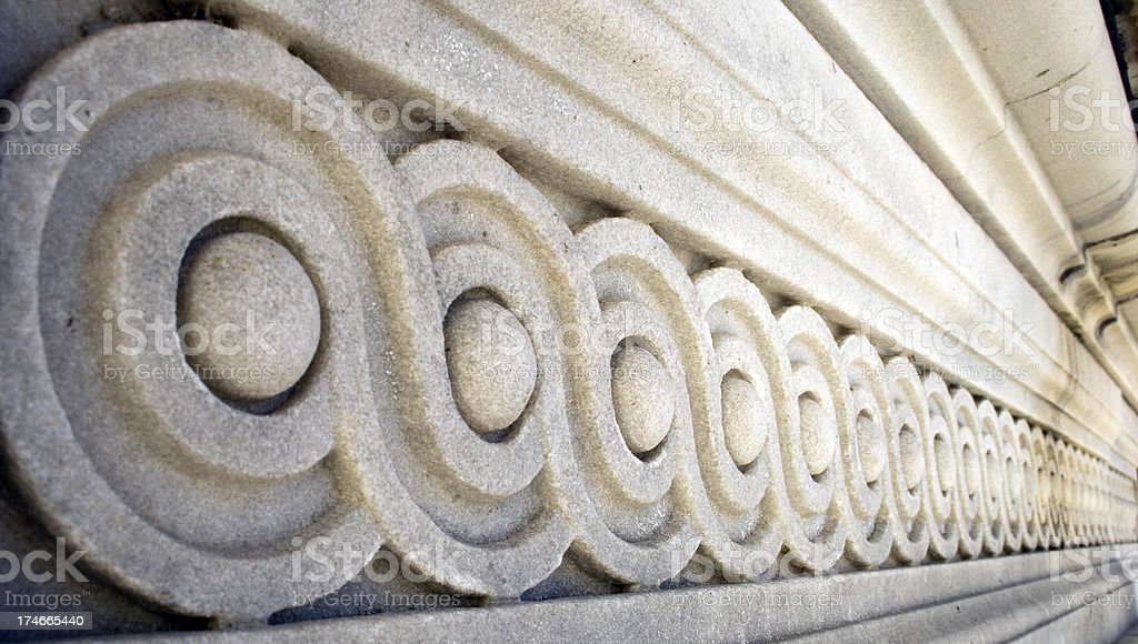 Architectural Feature royalty-free stock photo