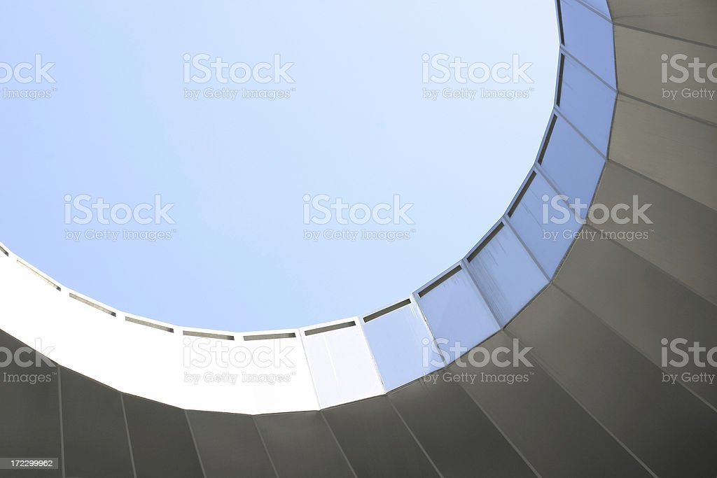 Architectural Form royalty-free stock photo