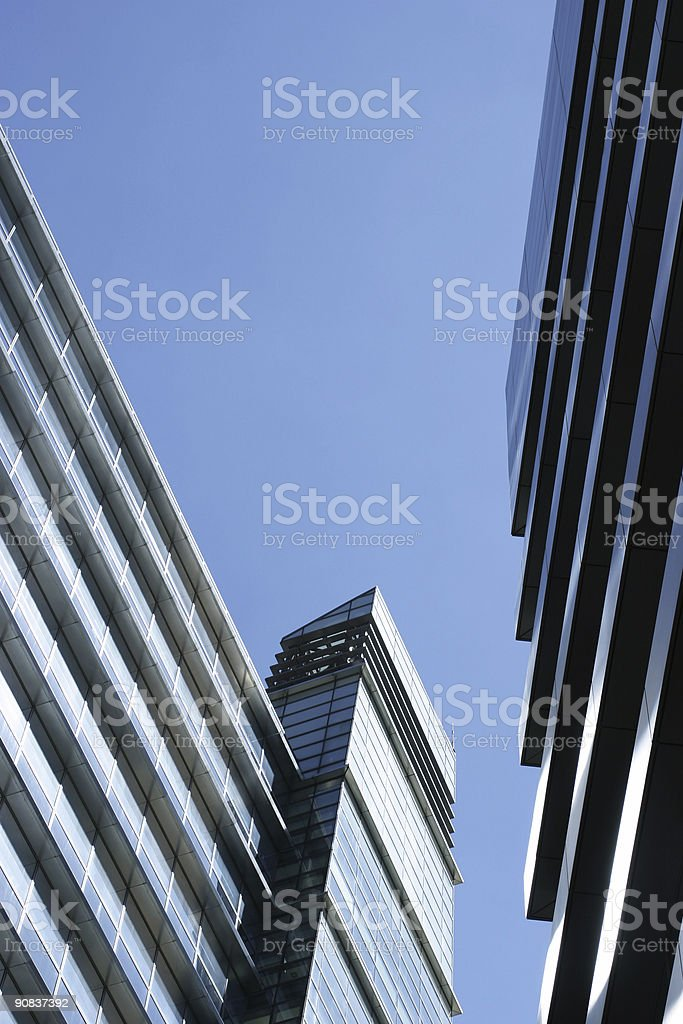 Architectural Lines stock photo