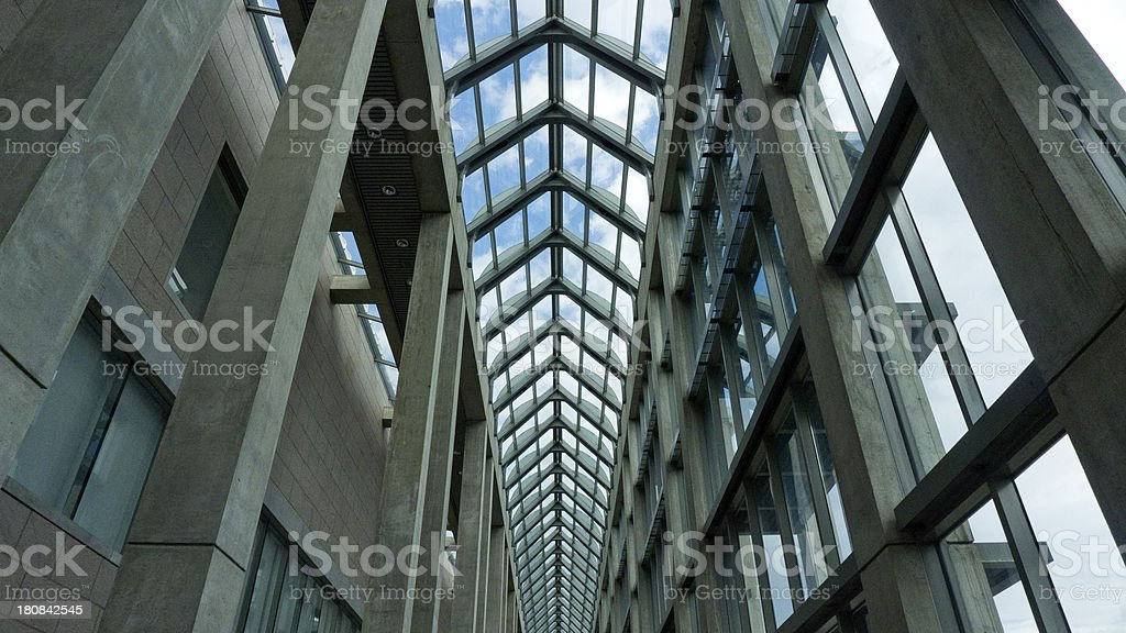 Architectural Marvel royalty-free stock photo