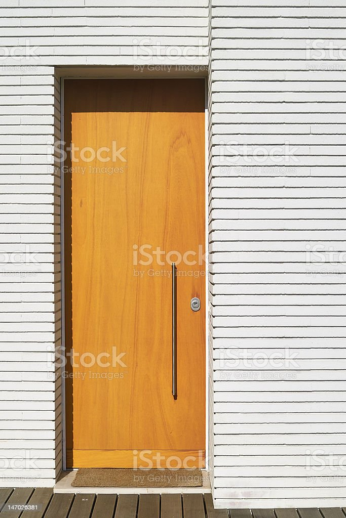 Architectural Modern style royalty-free stock photo