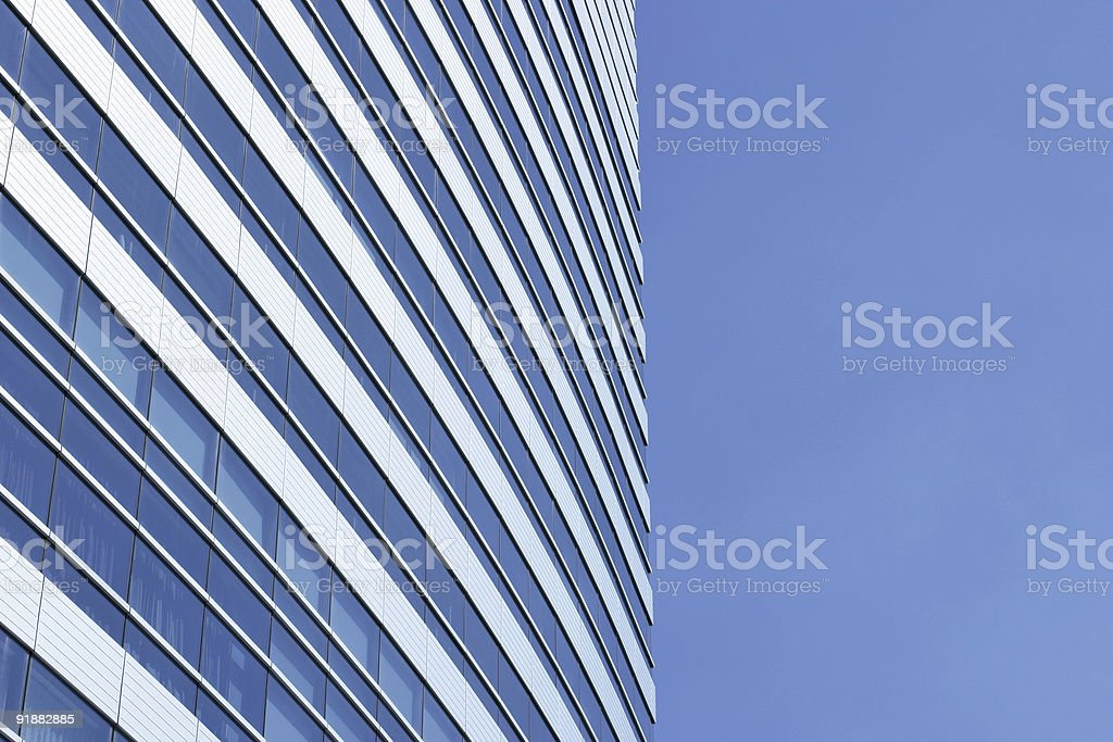 Architectural Pattern royalty-free stock photo