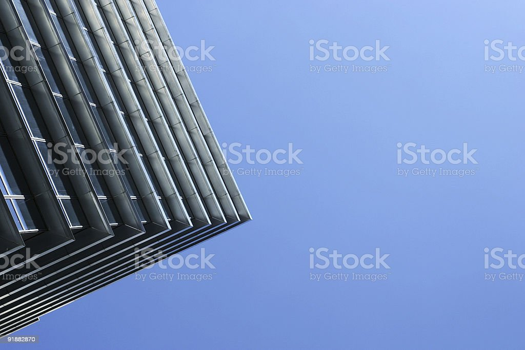Architectural Perspective royalty-free stock photo