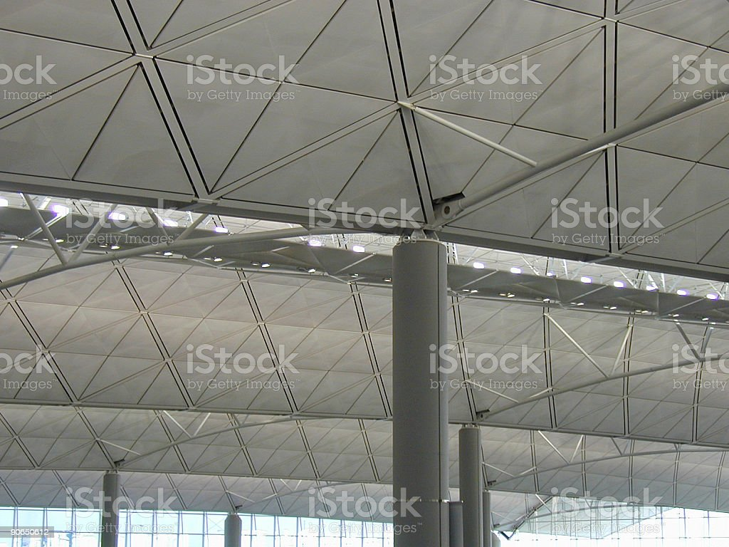 Architectural Structure royalty-free stock photo