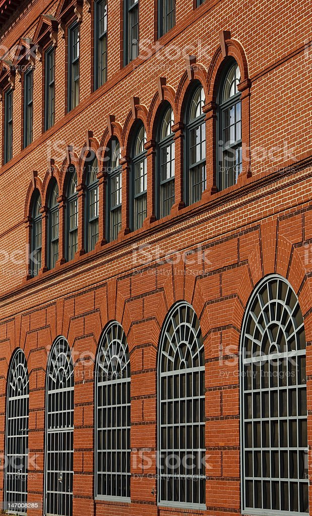 Architectural Symmetry royalty-free stock photo