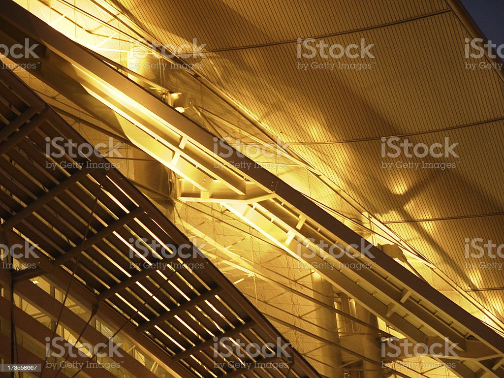 Architecture Abstract royalty-free stock photo