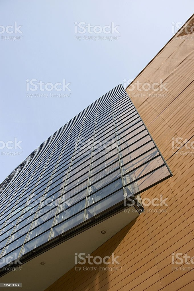 architecture at the potsdamer platz in berlin, germany royalty-free stock photo