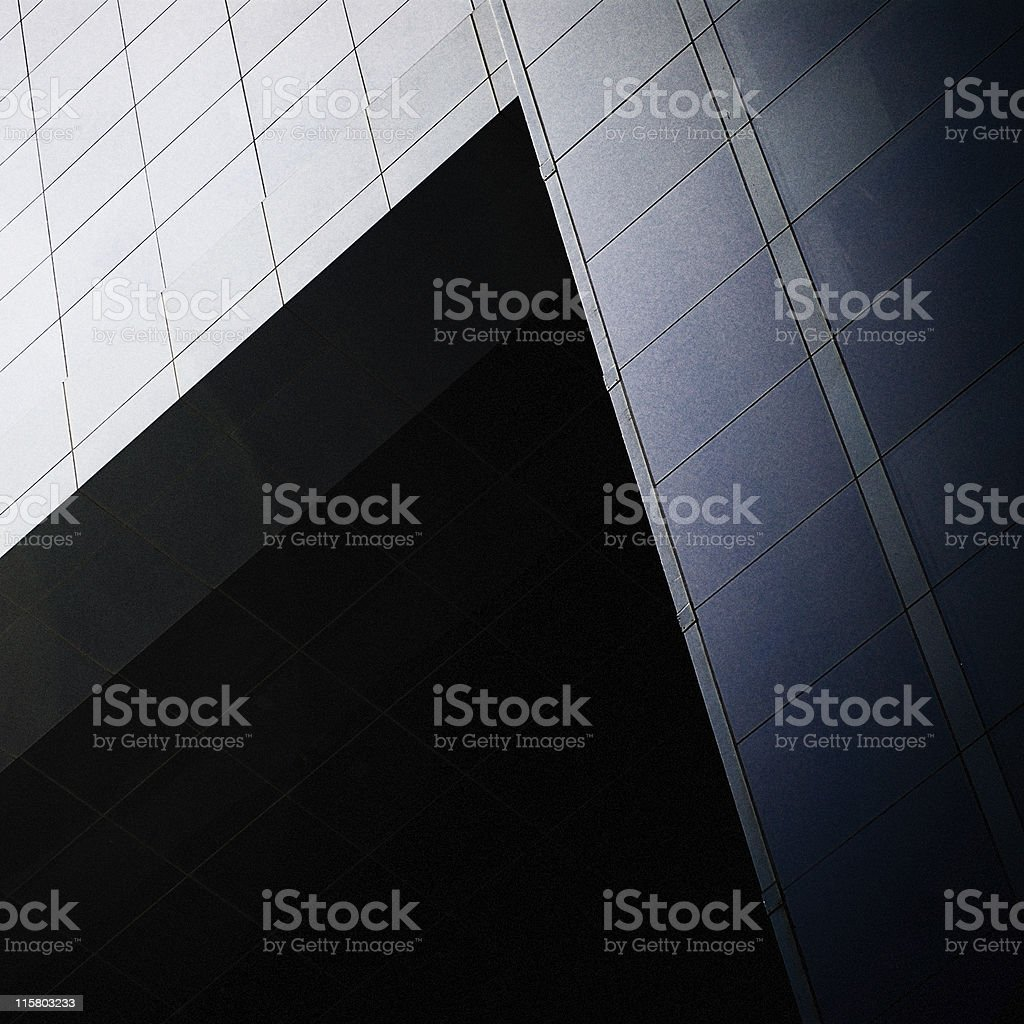 Architecture building in Buenos Aires royalty-free stock photo