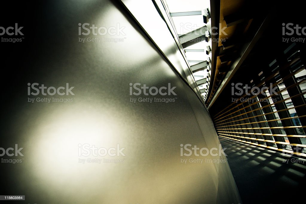 Architecture building in Seattle royalty-free stock photo
