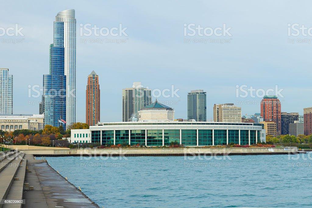 Architecture - Chicago stock photo