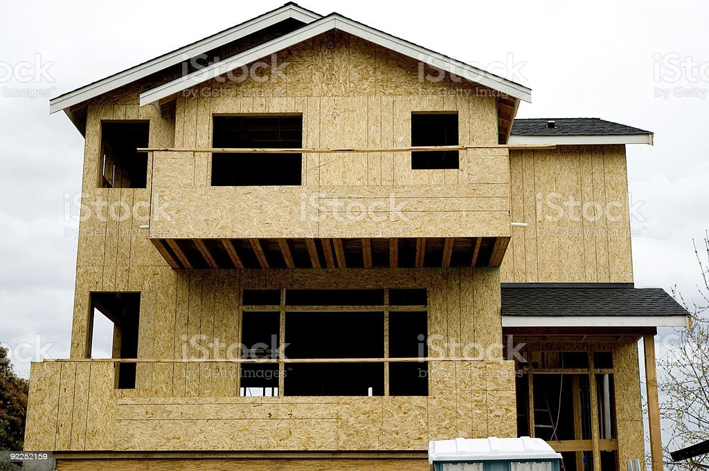 Architecture - Construction Zone royalty-free stock photo