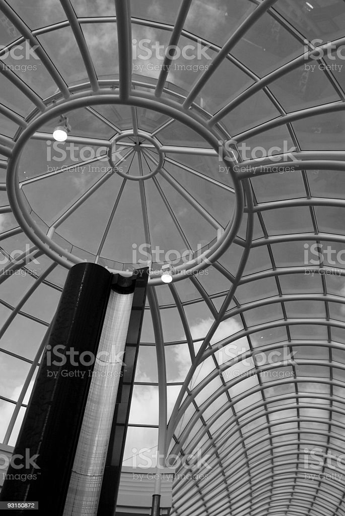 Architecture Detail Melbourne royalty-free stock photo