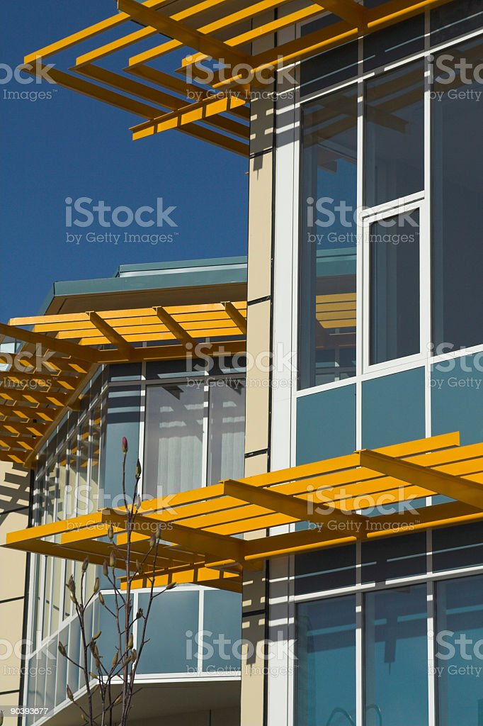 architecture house royalty-free stock photo