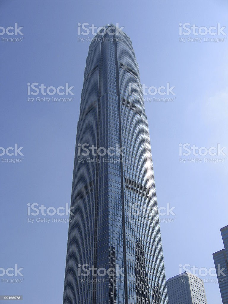 Architecture IFC royalty-free stock photo
