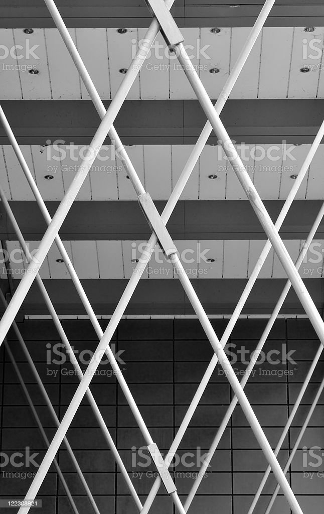 architecture in detail stock photo