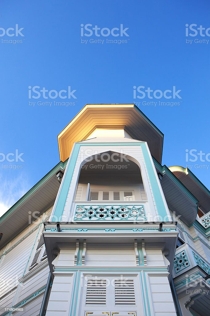 Architecture in Istanbul. stock photo