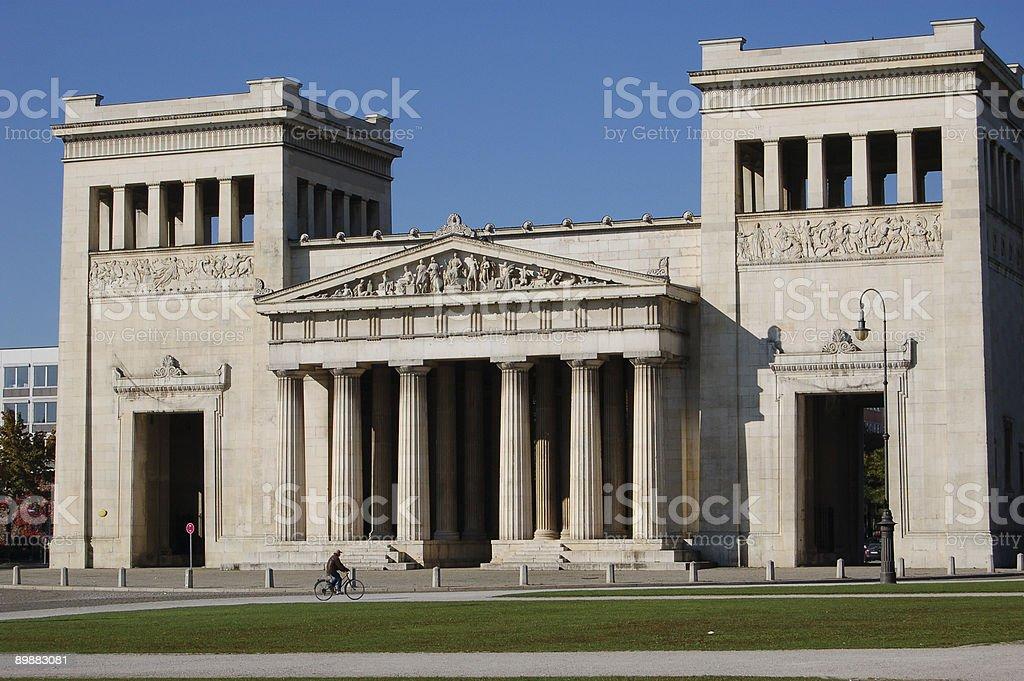 Architecture in Munich stock photo