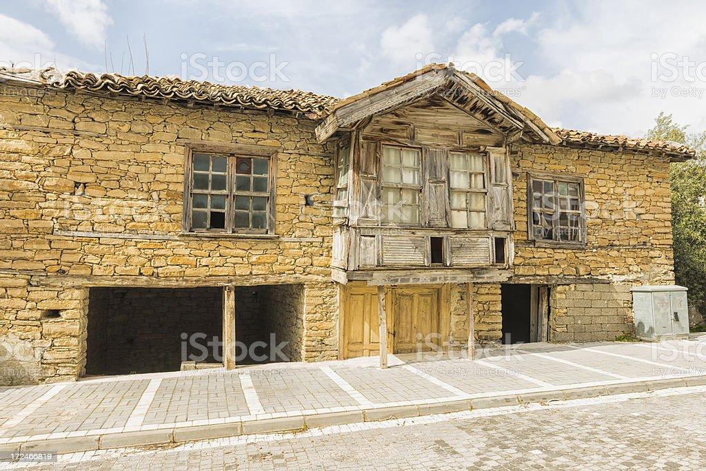 Architecture in Tasagil stock photo