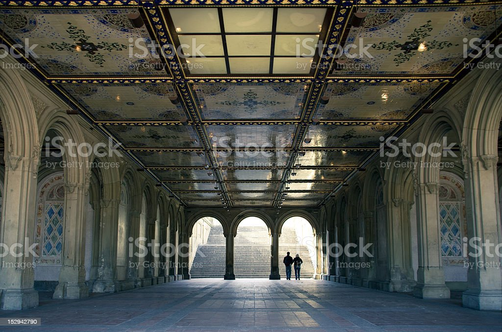 Architecture in the Big Apple royalty-free stock photo