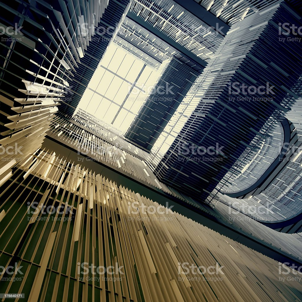 Architecture Interior stock photo