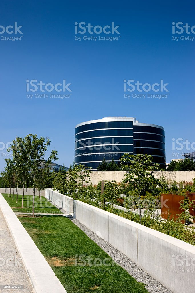 Architecture Modern Building royalty-free stock photo