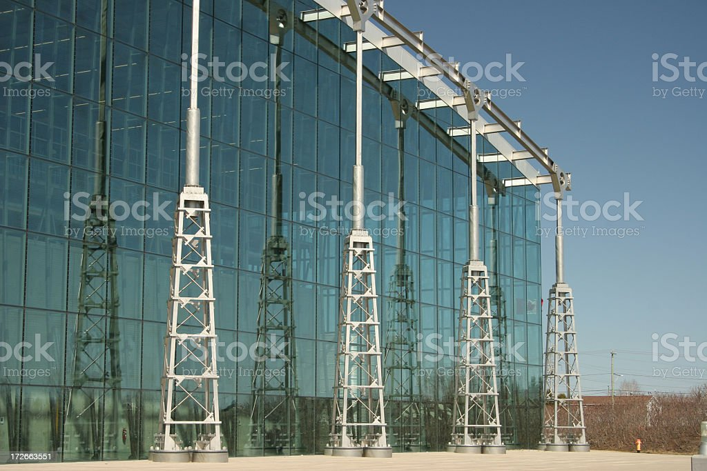 Architecture (4) royalty-free stock photo