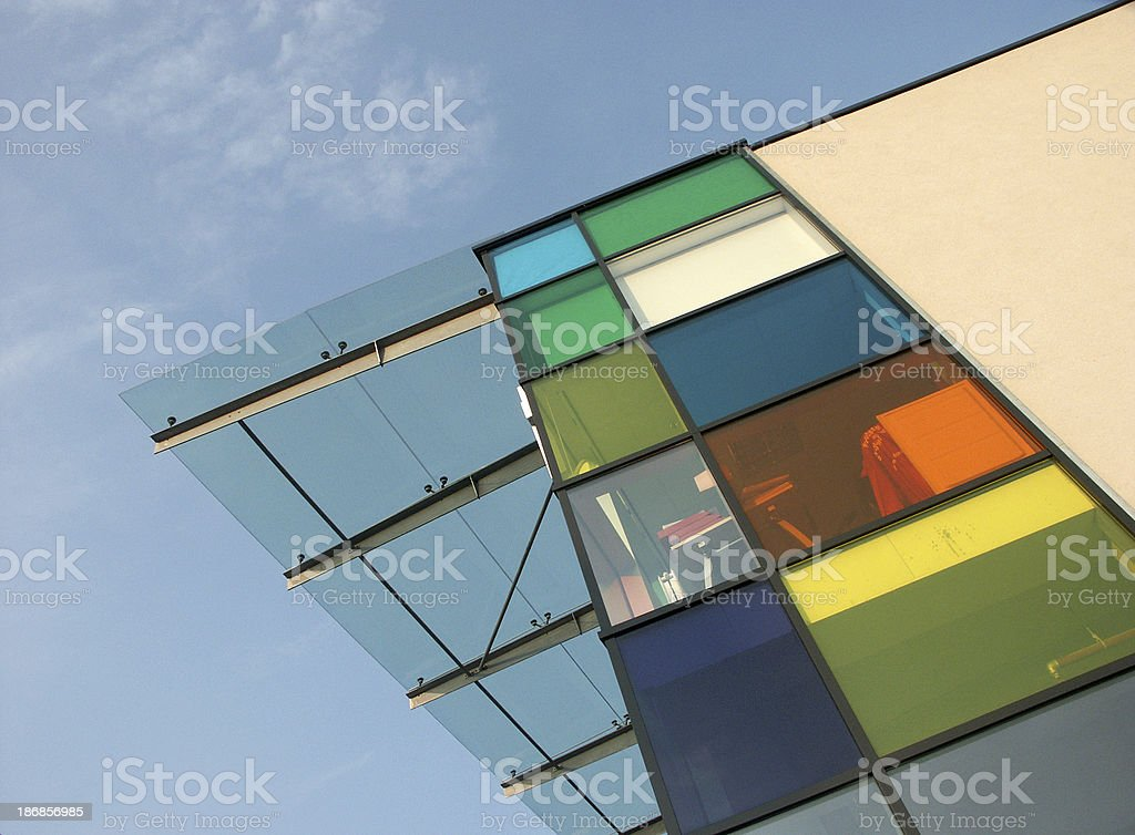 Architecture stock photo