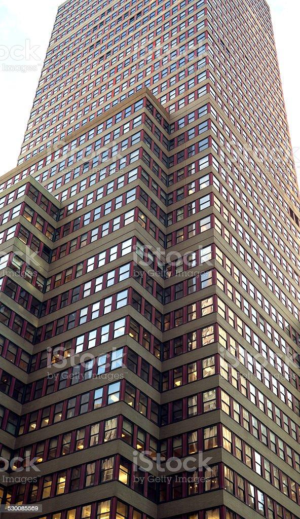 NYC architecture stock photo