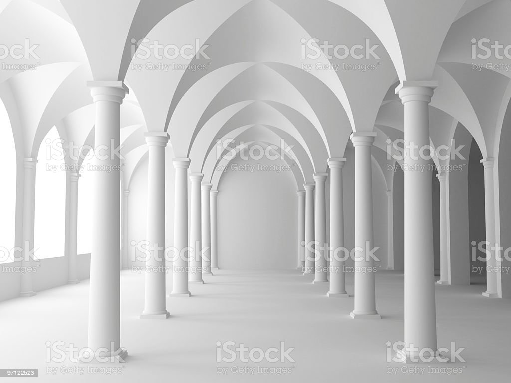 Architecture. royalty-free stock vector art