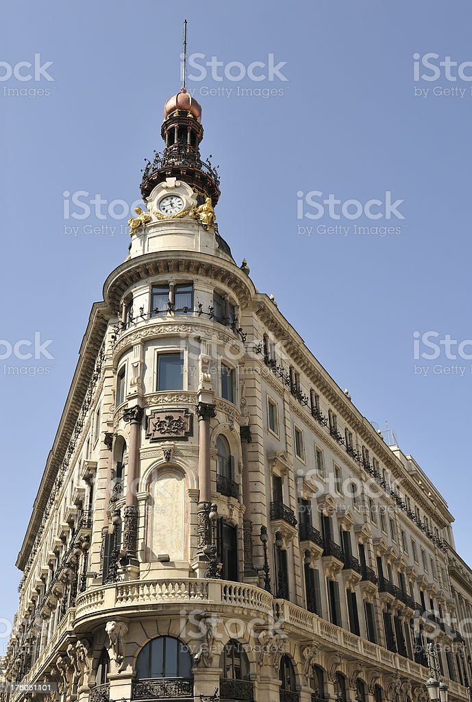 Architecture series. stock photo