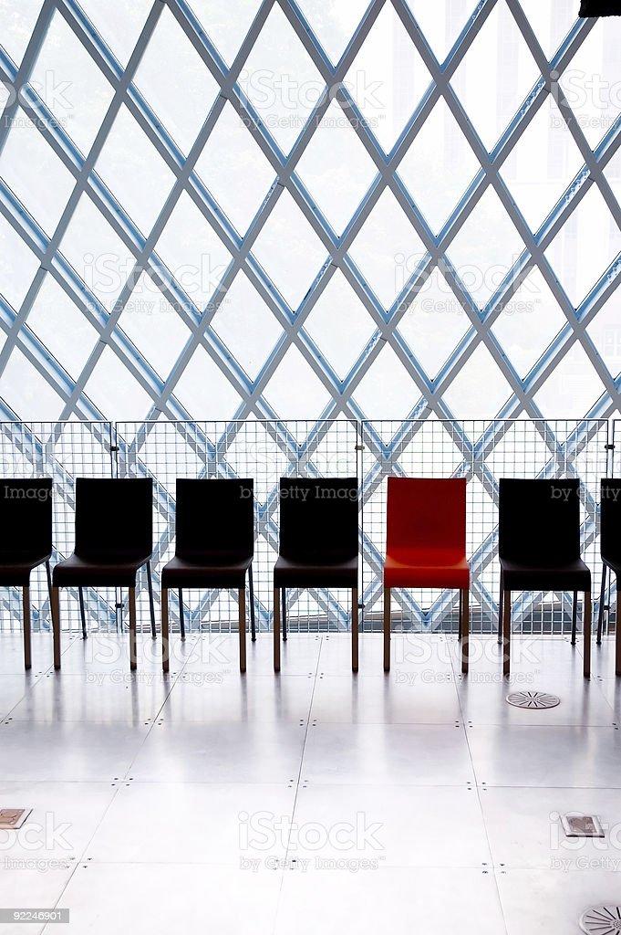 Architecture - SPL Interior 4 royalty-free stock photo