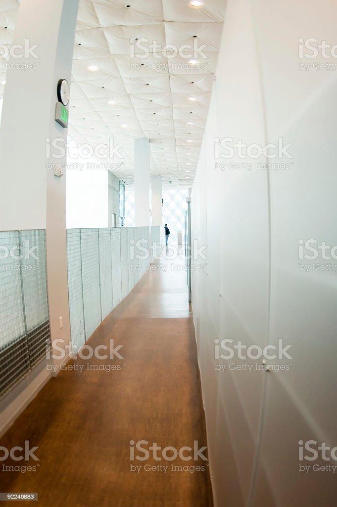 Architecture - SPL Interior 9 stock photo