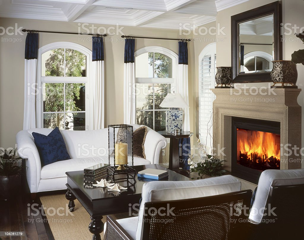 Architecture Stock Living room Interior Design Photo Images royalty-free stock photo