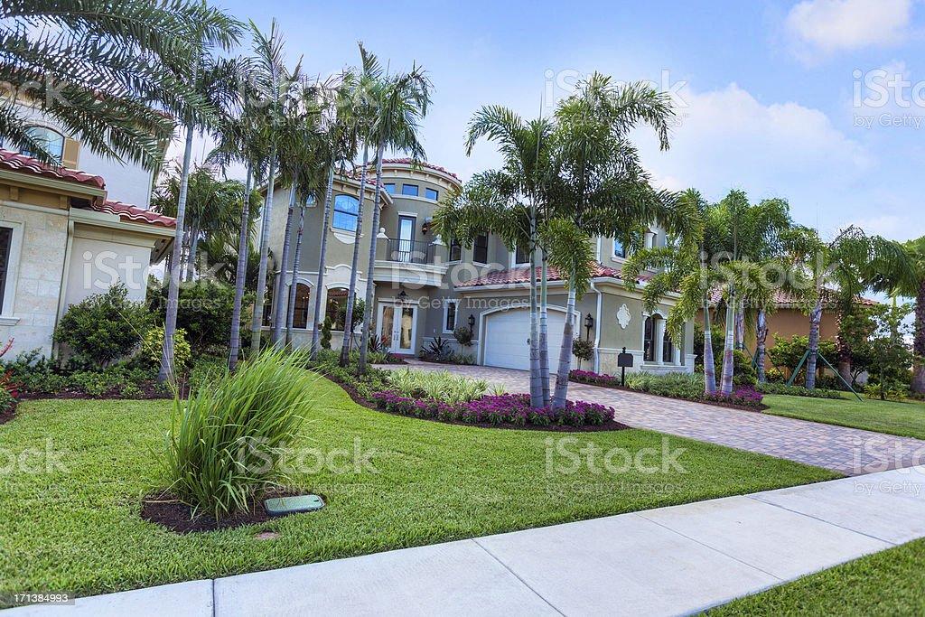 Architecture:Home Exterior stock photo