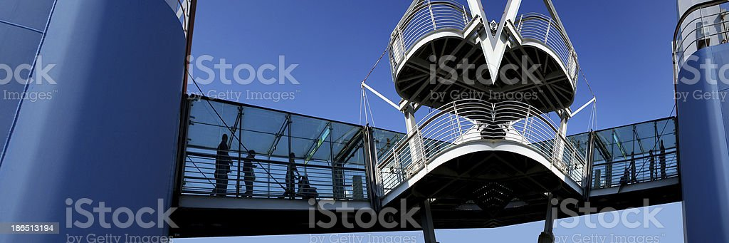 architettura moderna stock photo