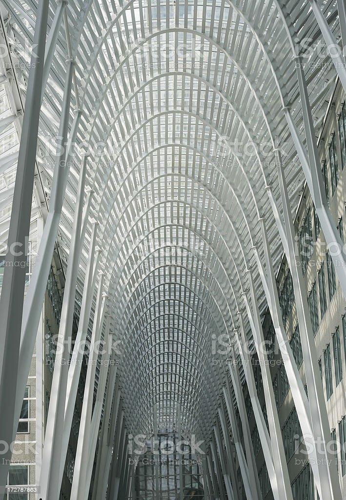 Archways royalty-free stock photo