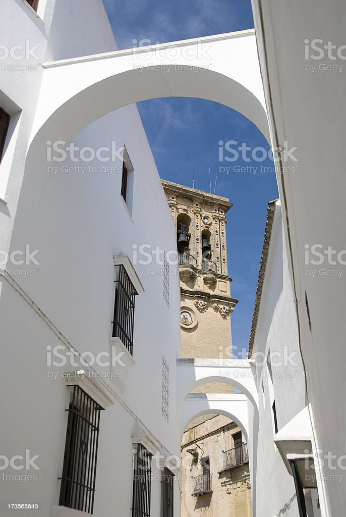 Arcos royalty-free stock photo