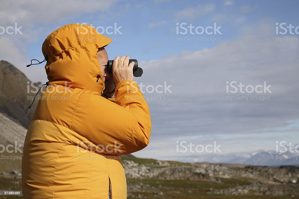 Arctic Explorer royalty-free stock photo