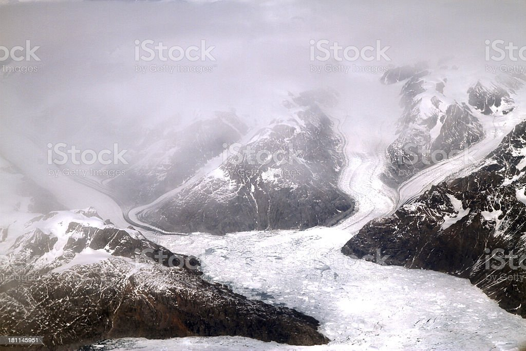 Arctic Ice royalty-free stock photo