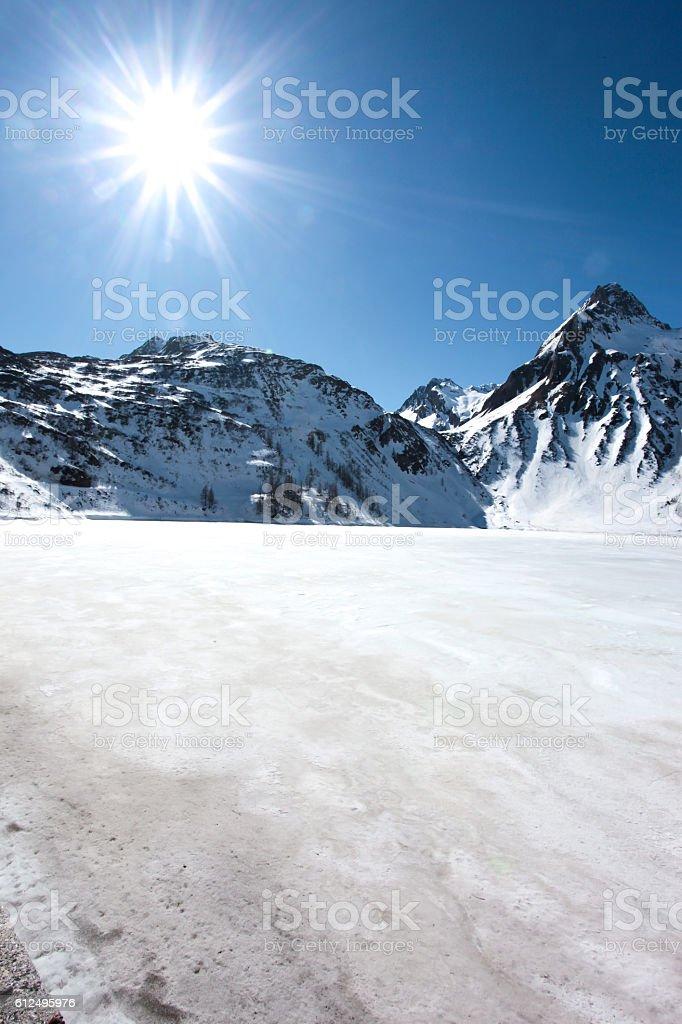 arctic stock photo